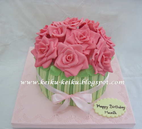 Bouquet Rose Cake rose bouquet 3D.jpg