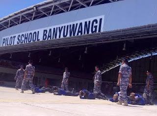 Sekolah Pilot Negeri Banyuwangi.