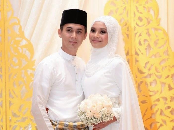 Sam Bunkface Aida Selamat Bergelar Suami Isteri