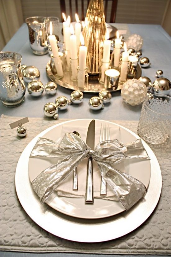 New Year's Eve Table by the Minmalisti