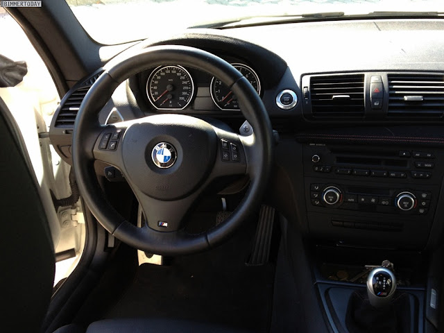Inside image of BMW 1M