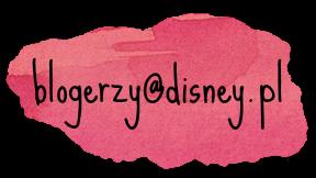 Mail Disneya dla blogerów: