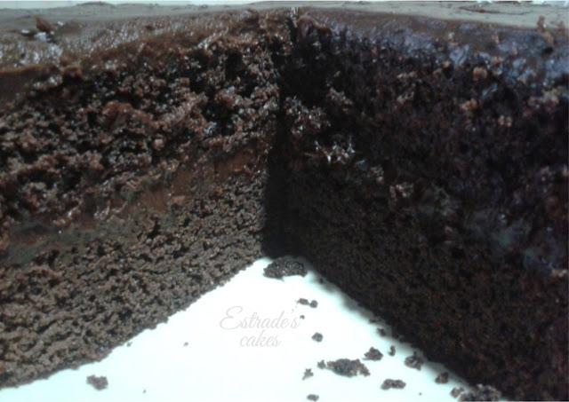 receta de bizcocho de chocolate rápido - 2