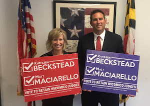 VOTE BECKSTEAD & MACIARELLO