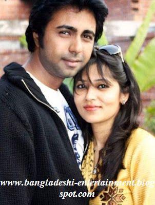 Bangladeshi Actor Apurbo Wedding