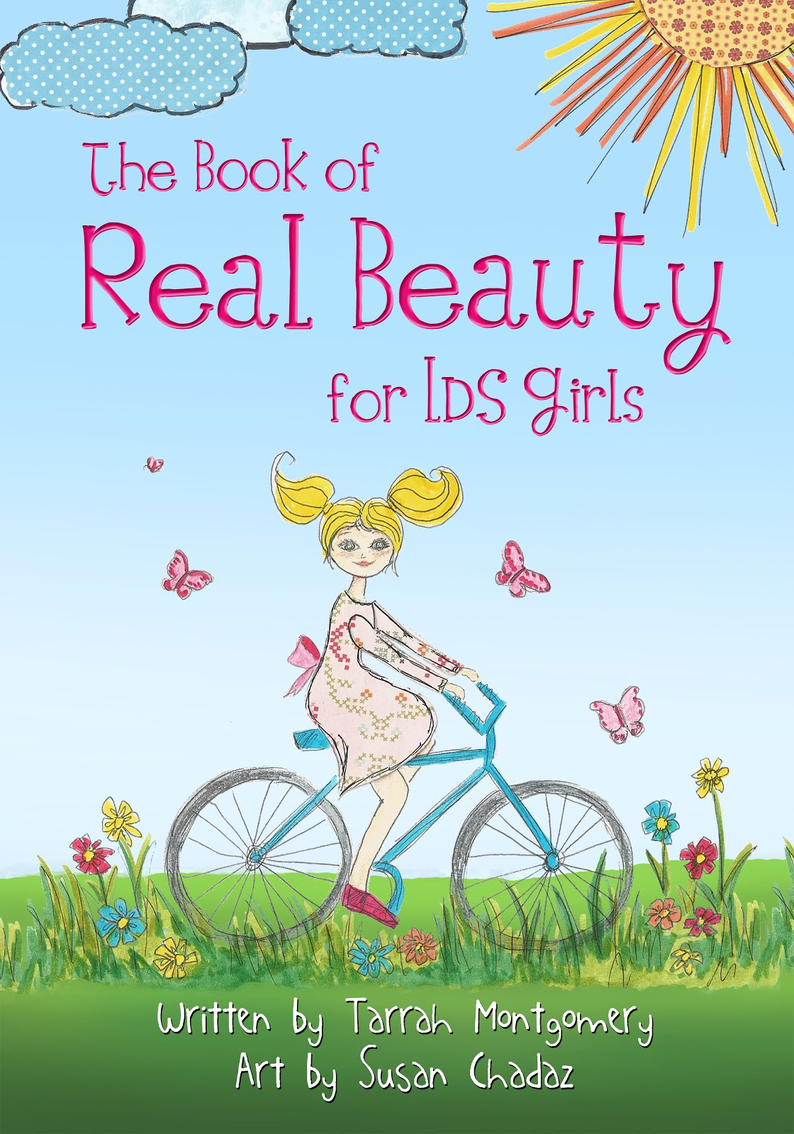The Book of Real Beauty for LDS Girls
