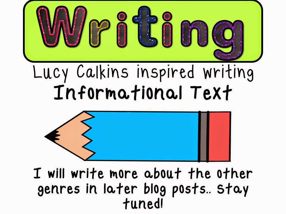 lucy calkins essay writing How to write a reader response enjoy proficient essay writing and custom writing services provided by professional academic writers sorry about lucy calkins essay rubric.