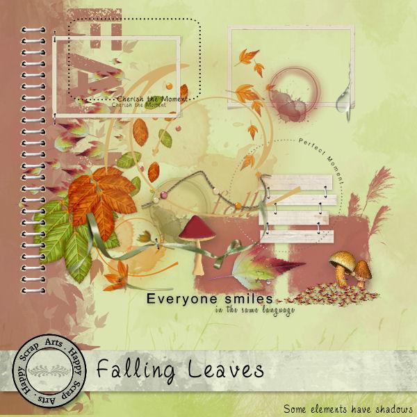 HSA - Falling Leaves elem. kit