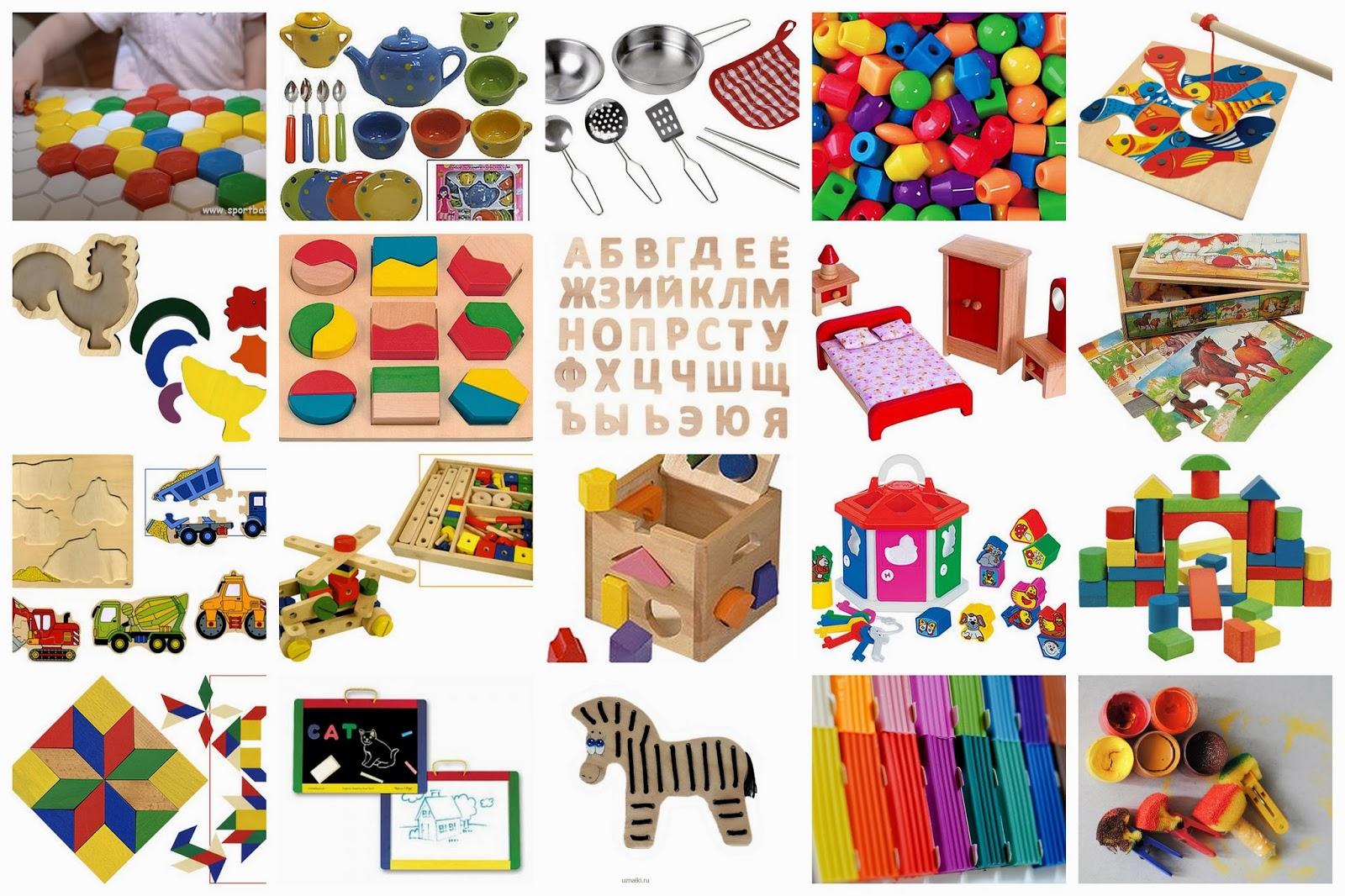 Развивающие игрушки от 1 до 3 лет своими руками9