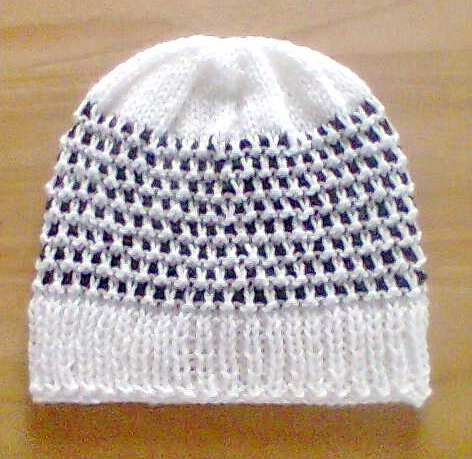 two colour beanie pattern free beanie knitting pattern my patterns