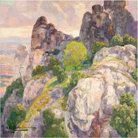 HERMEN ANGLADA i CAMARASA Montserrat 1938