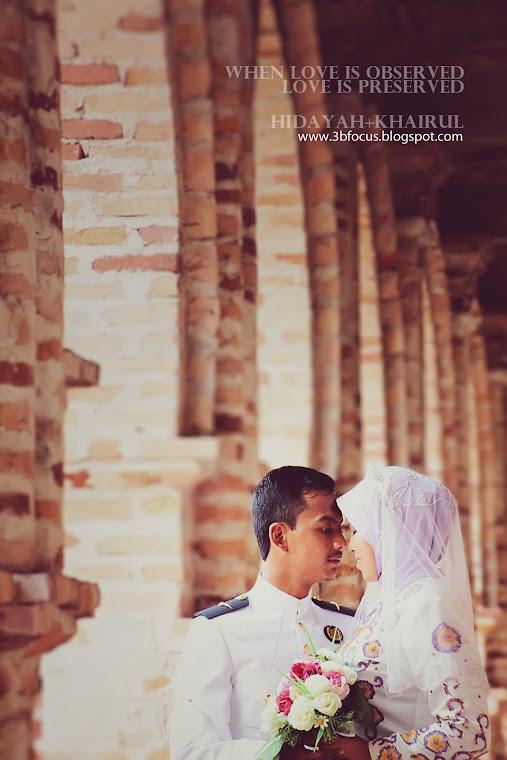 Hidayah+Khairul | 3.12.2011 | Kellies Castle