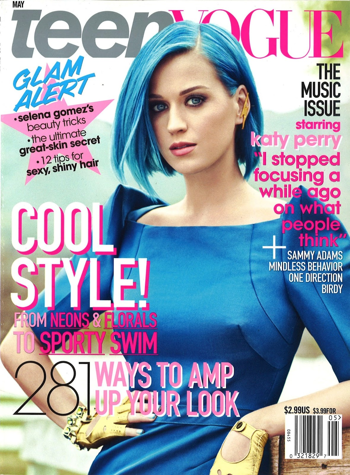 Teen Vogue Magazine Subscription Deal | 1 Year for $4.50