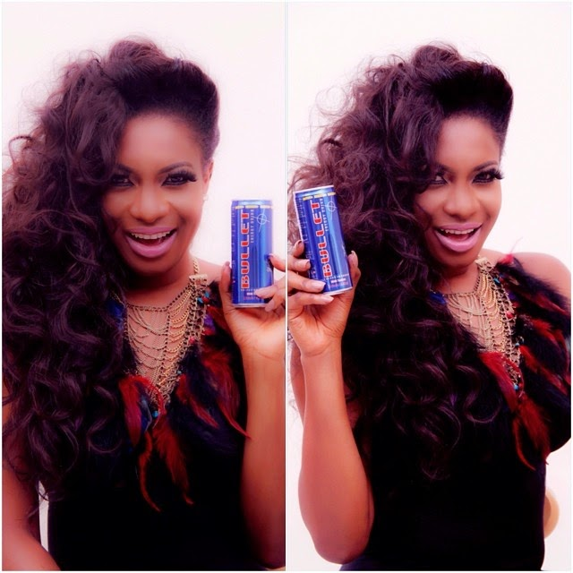Chika Ike Is Now An Ambassador For Bullet Energy Drink