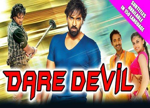 Dare Devil 2015 Hindi Dubbed