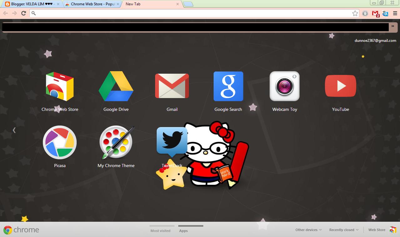 Google chrome themes top 10 - My Customized Google Chrome