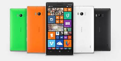 Spesifikasi Dan Harga Nokia Lumia 930 Terbaru