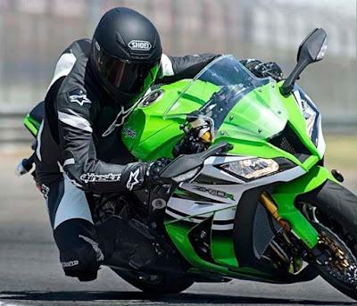 Harga Motor Gede Kawasaki Ninja ZX-10R - Harga Motor Bekas