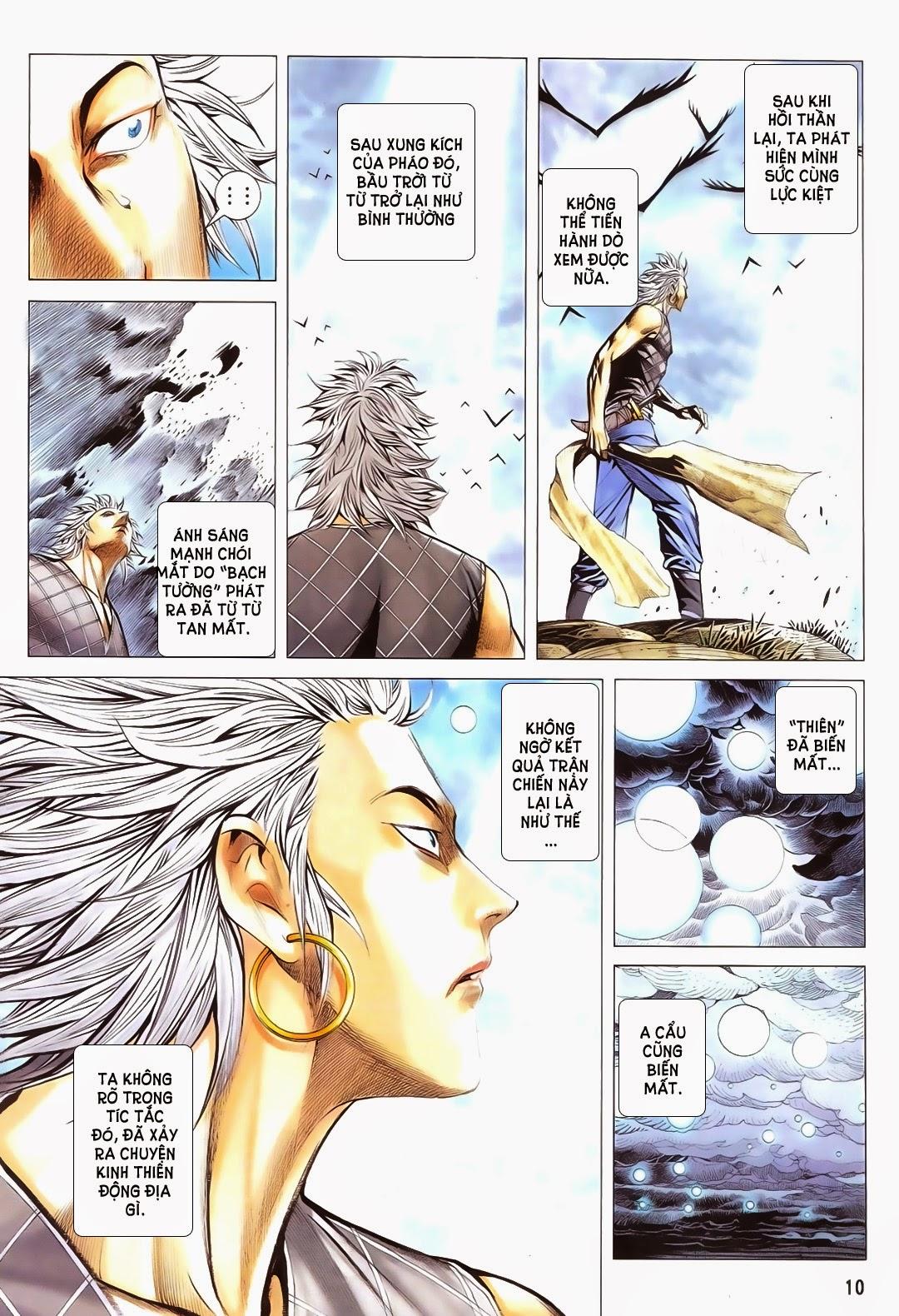 Phong Thần Ký chap 181 - Trang 9