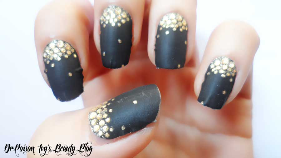 Drpoison Ivys Beauty Blog Loreal Paris Le Nail Art Stickers