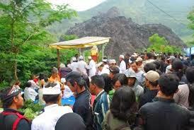 Ritual Gunung Kelud