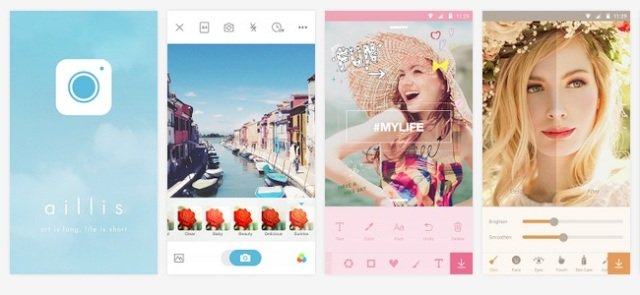 Aplikasi Kamera  Foto Instagram