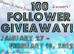 100 Follower Giveaway!