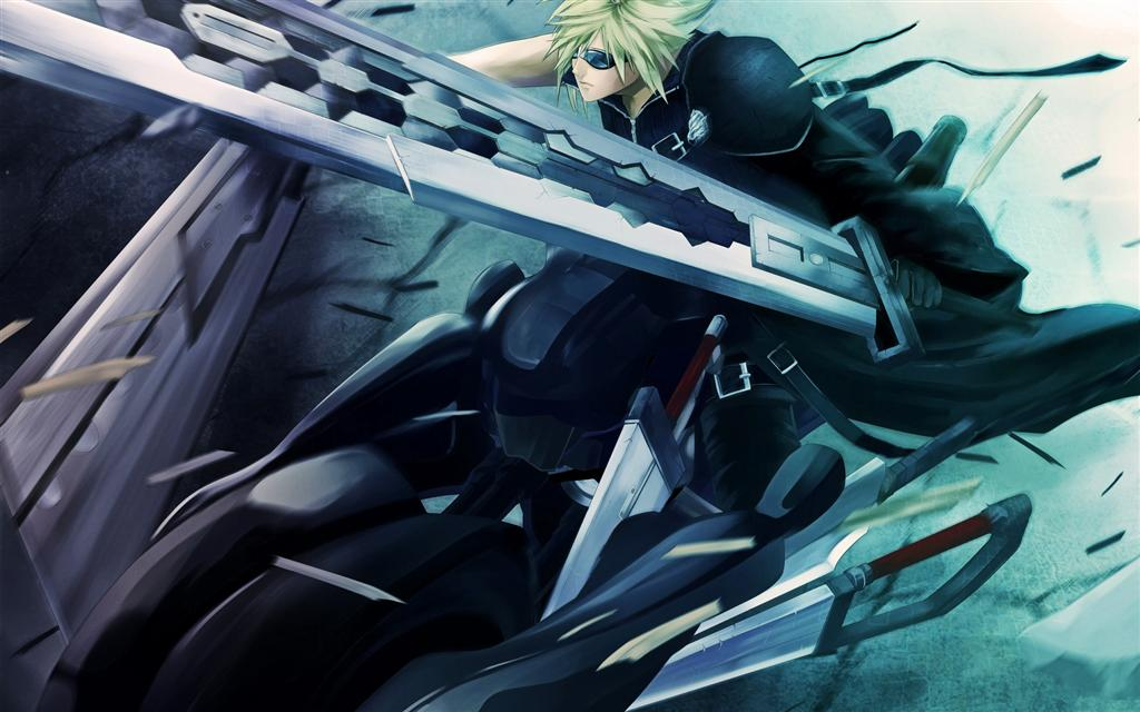 Final Fantasy HD & Widescreen Wallpaper 0.511921559520553