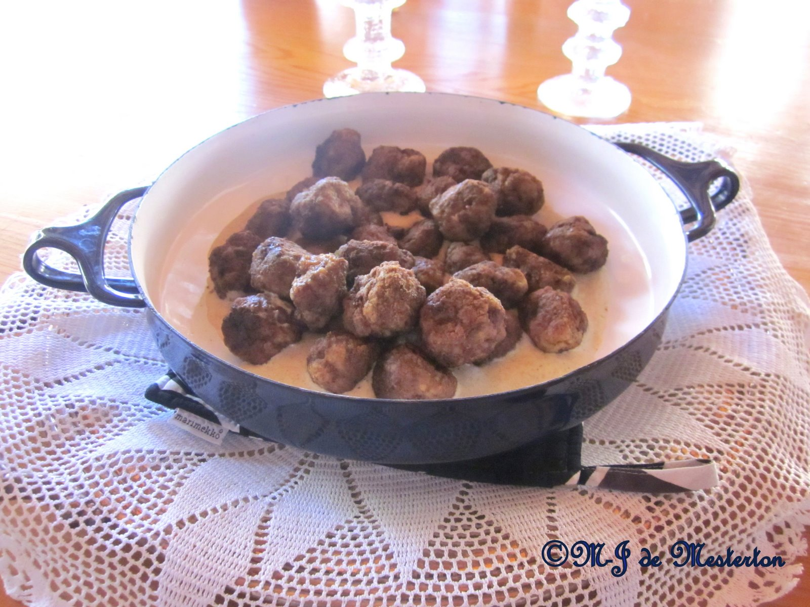 Economical Cooking: Swedish Meatballs