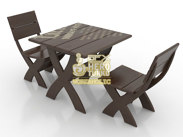 Free 3d models download 3ds max outdoor dining table - 3d max models free download exterior ...