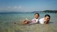 Camayan Beach Resort, The Beach