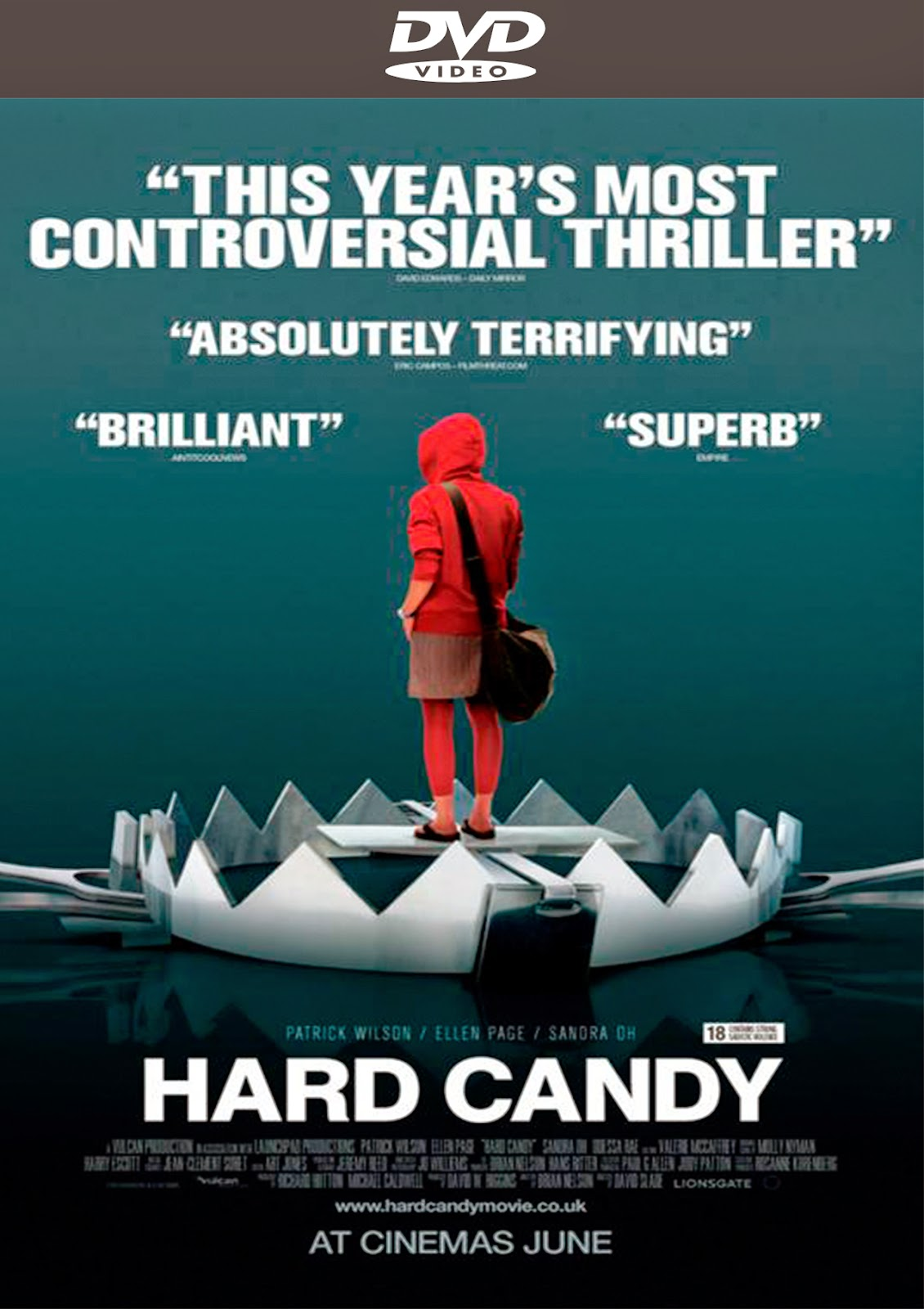 Hard Candy [2005] [Latino] [DVD Full]