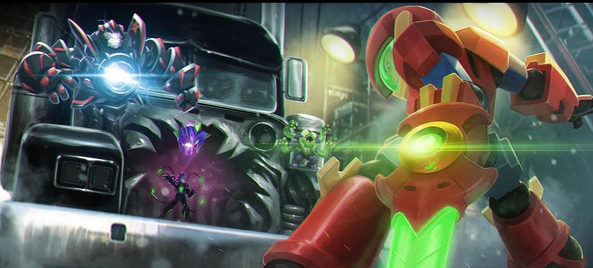 Nova Imagem!    Melody e Power Players!