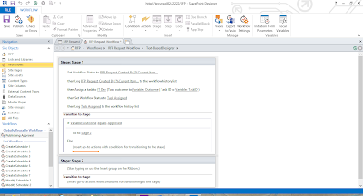 SharePoint 2013 Workflow Designer