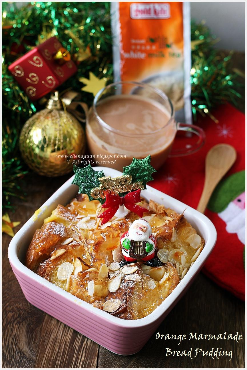 Cuisine paradise singapore food blog recipes reviews and travel orange marmalade bread pudding forumfinder Images
