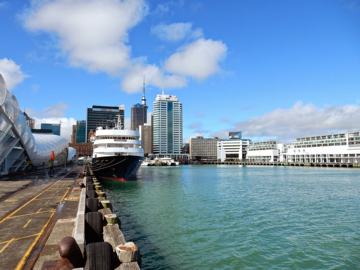 Auckland, New Zealand - Adventures of a London Kiwi