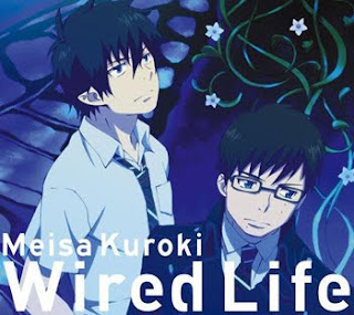 Ao no Exorcist ED2 Single - Wired Life
