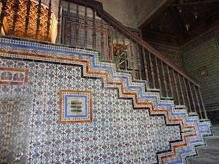 Andaluc a tierra de genios casa de pilatos - Azulejos patio andaluz ...