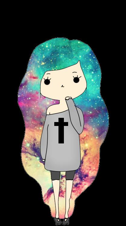 La galaxia en un frasco! Para regalar a tu lincesa