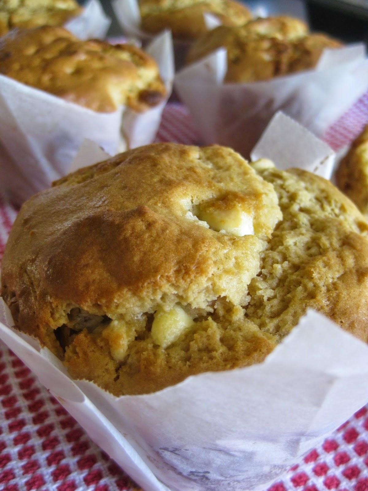 Cassie Cakes Butterscotch Muffins