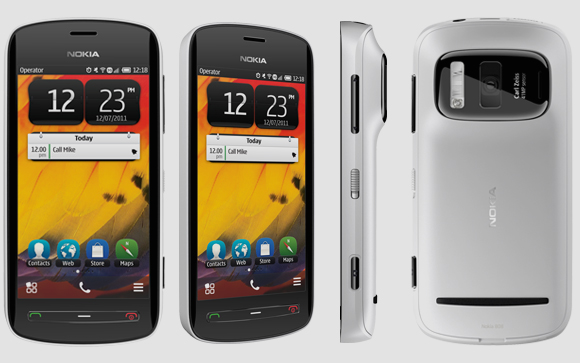 Nokia 808 Harga Spesifikasi