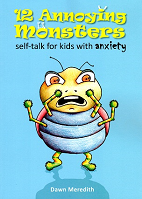 12 Annoying Monsters - Self Talk for Kids with Anxiety