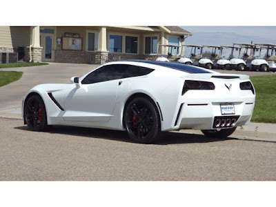 2014 Chevrolet Corvette Stingray Z51 Custom