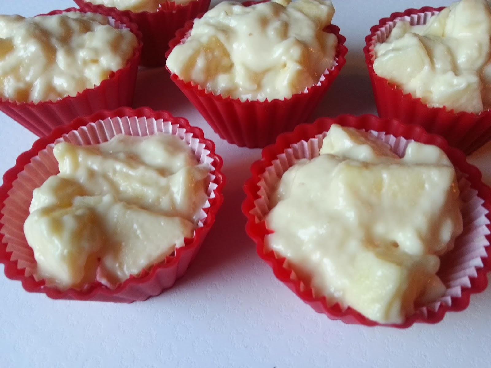 Apfel Muffins - Rezept - www.annitschkasblog.de
