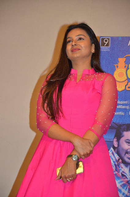 Mrudula Murali Hot Latest Photos In Chikiku Chikikichu Movie Press Meet