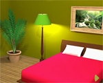 Green Bedroom Escape Solucion