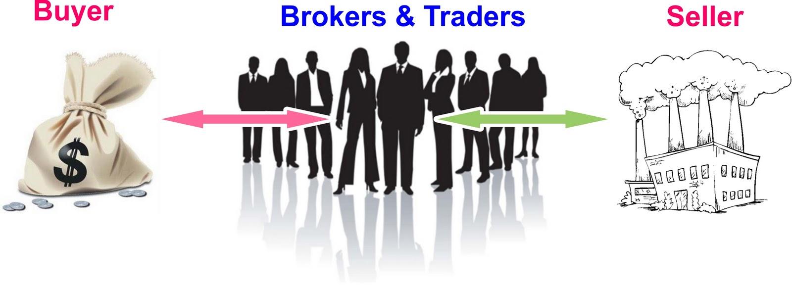 Que es trader y broker
