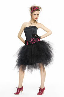 imagens de modelos de vestidos emo