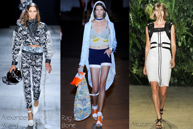 Alexander Wang Rag and Bone Altuzarra Sporty Trend