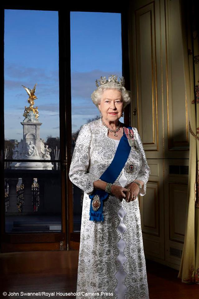 Her Britannic Majesty Queen Elizabeth II